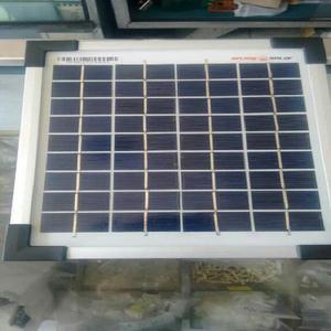 Panel solar - villa del rosario