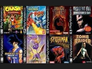 Videojuegos copias de playstation 1, ps1 catalogo