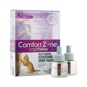Zona de confort feliway refill para gatos, pack 2