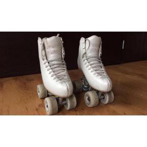 Patines profesionales para patinaje artistico - medellín