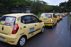 Necesito conductores para taxi turno largo - cali