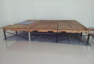 Tarima madera anuncios junio clasf for Alfombras 3x3 metros
