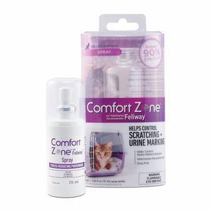Zona de confort con feliway spray. entrega inmediata