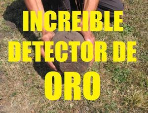 Detector de oro y guacas - cali