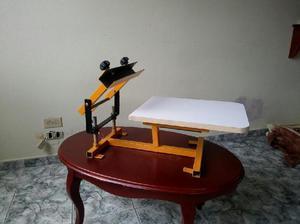 Maquina basica para serigrafia - duitama