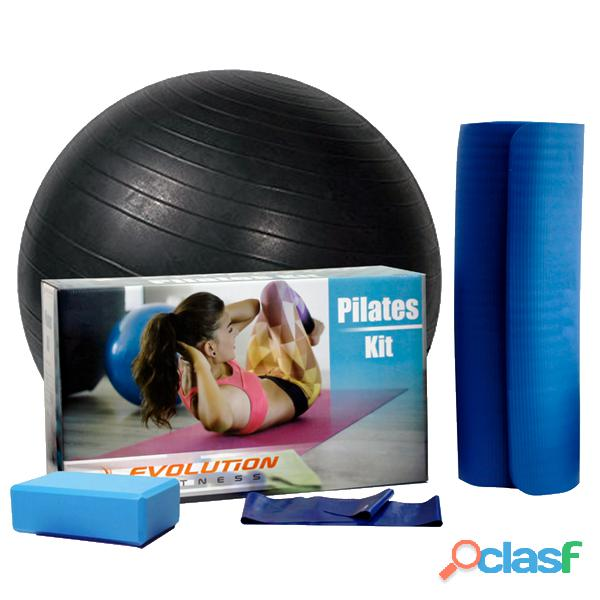 Equipos diseñados para trabajo de pilates yoga y gimnasia, implementos deportivos