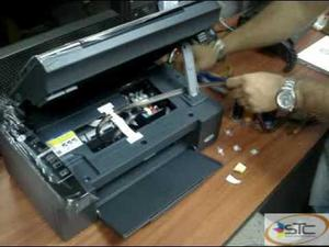 Vendo impresora todo en uno copia escanea e imprime sistema