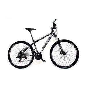 Bicicleta aluminio corleone rin29 freno disco bloqueo suspen