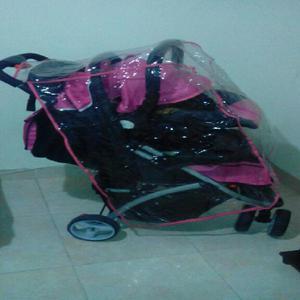 Se vende coche y silla para carro bb - pereira