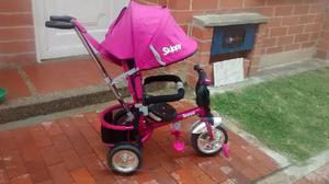 Triciclo paseador de lujo - bogotá