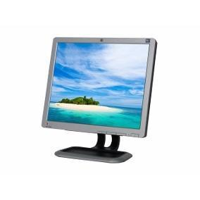 Monitores hp 17 usados ganga - barranquilla