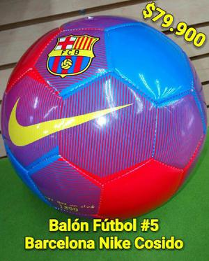 Balon barcelona nike cosido   ANUNCIOS febrero    bb0593282613f