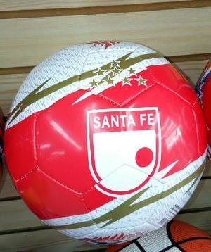 Balón fútbol santa fe golty original 5 - cali 6329cb43c67ec