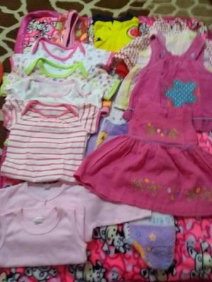 Saldo de ropa para bebé como nueva - armenia