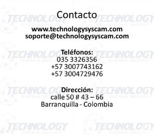 Soluciones informaticas technology systems security