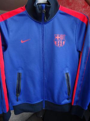 Vendo chaqueta barcelona original nike - bogotá