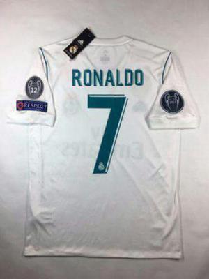 b31191e143641 Camisa original real madrid 2017 2018 - villavicencio en ...