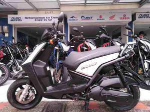Yamaha bws 125 modelo 2013 al dia recibimos tu usada