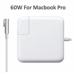 Cargador macbook pro magsafe1 60w, 16.5v, 3.65a (10277)