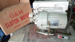 Motor para máquina de coser tipo industrial teléfono