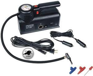 Compresor aire portable kensun hogar 110v/ dc 12v carro l96