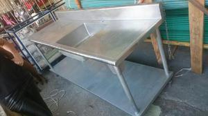 lavaplatos industrial acero anuncios mayo clasf