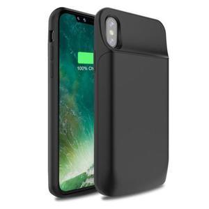 Ultra slim 6000mah recargable backup caso extended battery