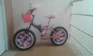 Bicicleta para niña - mosquera
