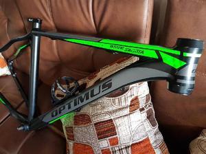 Bicicleta aluminio optimus [ANUNCIOS agosto]   Clasf