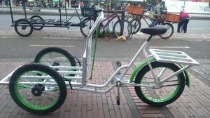 Triciclo de carga base nuevo - bogotá