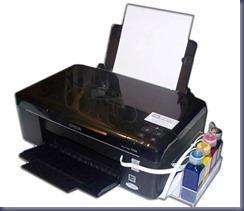 Impresora epson stylus tx105 sistema de tinta continuo