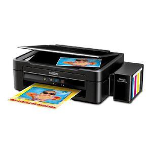 Impresora multifuncional epson l380 ecotank tinta origina -