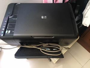 Impresora multifuncional incluye fax marca hp f4480 -