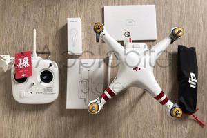 Dji phantom 3 standard 10off drone cuadricoptero entrega