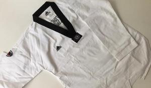 Uniforme de taekwondo marca adidas _talla 4 180cm nuevo -