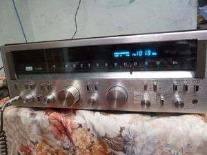 Amplificador receiver sansui g-6700