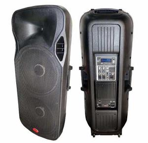 Cabina activa doble parlante 15 pulgadas ps32215 lbt