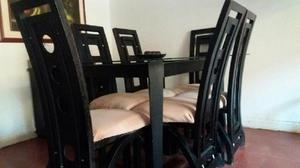 Mueble de comedor - barranquilla