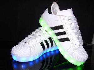 Led Luminosos Star Super Tenis Zapato O8nwmN0v