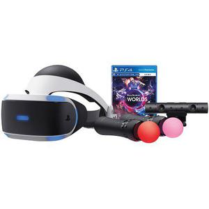 Playstation vr sony worlds bundle - cuh-zvr2
