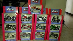 Coleccion de motos de leyenda - cali