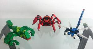 Lego creator – colección animales salvajes - pereira