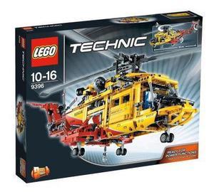 Lego technic 9396 - bogotá