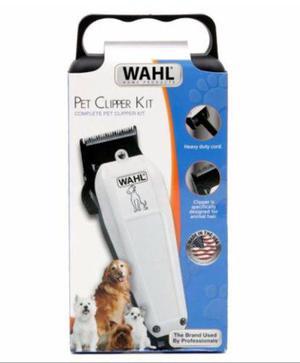 Maquina de peluqueria wahl canina para perros