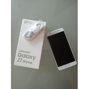 Samsung galaxy j 7 prime en caja - cali