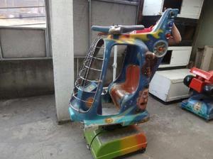 Juego mecánico helicoptero - bogotá