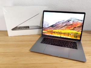 Vendo mi portatil macbook pro mod: ene 2017 15 pulgadas