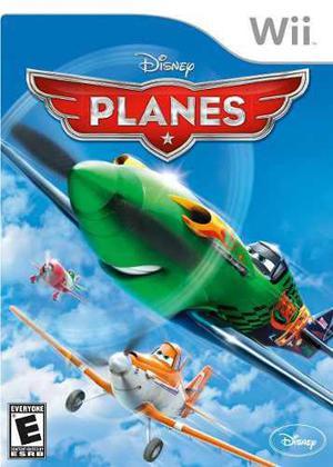 Disney planes, aviones wii nuevo sellado