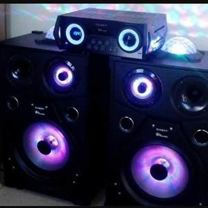 Equipo de sonido sankey rumba15-a1