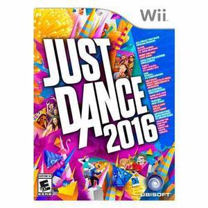 Just dance 2016 wii factura venta nuevo garantia